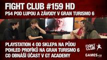 Fight Club #159 HD: PS4 pod lupou a závody v Gran Turismo 6