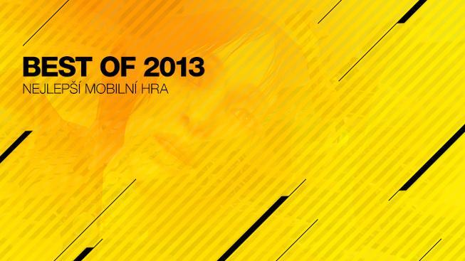 Best of 2013: Nejlepší mobilní hra