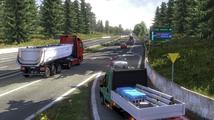 Vyzkoušejte alfa verzi multiplayer modu pro Euro Truck Simulator 2