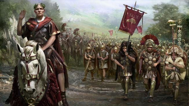 Total War: Rome II - Caesar in Gaul - recenze