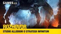 Rozhovor s tvůrci strategie Infinitum