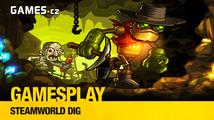 GamesPlay: SteamWorld Dig