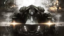 """Batmobil se pouští do """"tankové"""" bitvy v novém traileru z Batman: Arkham Knight"""
