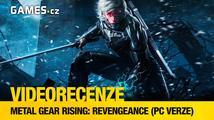 Metal Gear Rising: Revengeance - recenze PC verze