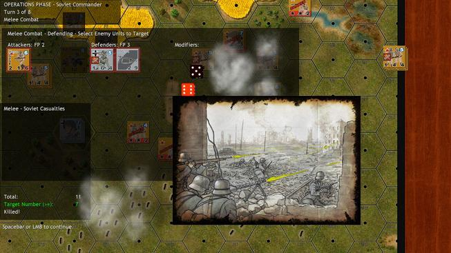 Mark H. Walker's Lock 'n Load: Heroes of Stalingrad - recenze