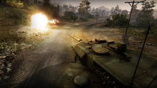 Armored Warfare - nandejte to nepřátelům v moderních tancích!