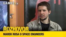 Rozhovor: Marek Rosa o novinkách ve Space Engineers