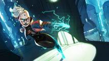 Project Cyber nabídne sci-fi fotbal plný superhrdinů