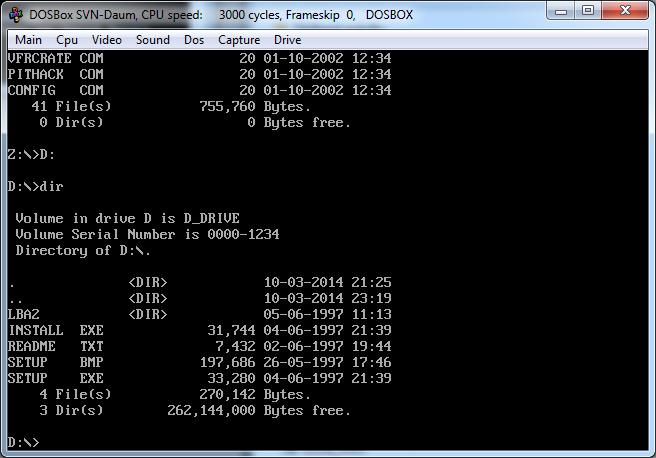 emulator windows 98 na windows 7
