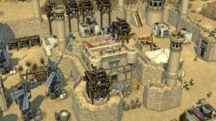 Stronghold Crusader 2 se dočká nových misí, kampaní i AI osobností