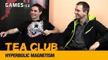 Tea Club #2: Hyperbolic Magnetism