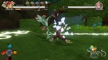 Shiness spojuje akční souboje a JRPG estetiku do velkého fantasy dobrodružství