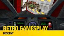 Retro GameSplay: masakr v dolech aneb záznam z hraní Descent