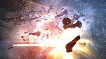 Pokochejte se krásnými záběry na gigantickou bitvu z EVE Online