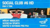 Odpovědi redakce Games.cz na dotazy čtenářů v záznamu Social Club #6