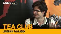 Tea Club #3: Jindřich Pavlásek