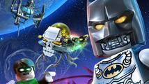 LEGO Batman 3: Beyond Gotham vás na podzim zavede do vesmíru