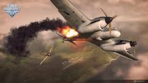Instruktážní video z World of Warplanes vyučuje týmovou spolupráci