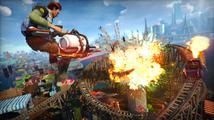 Záběry z hraní upevňují dojem, že Sunset Overdrive lze majitelům Xbox One jedině závidět