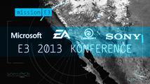 Záznamy konferencí z E3 2014 s českým komentářem
