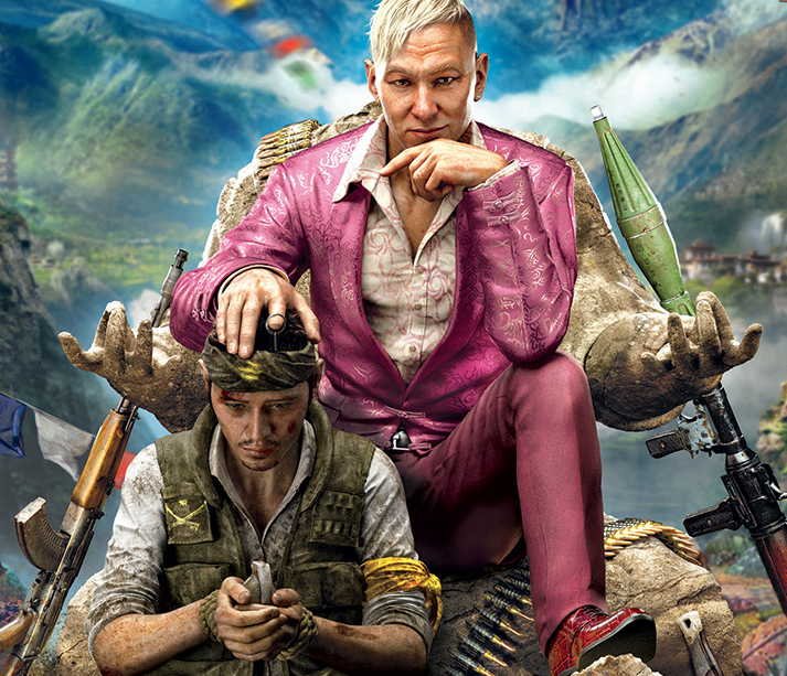 how to play far cry 4
