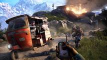 Dvojice videí z Far Cry 4 ukazuje úvod s šílencem a záběry z hraní v kooperaci