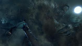 Video z Bloodborne chce zapůsobit porcováním gigantů