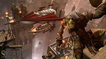Gobliní zabiják Styx připomíná, že ho čeká plíživá cesta věží