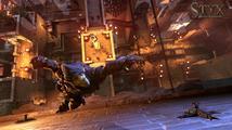 Goblin Styx předvádí na záznamu E3 dema, že je pánem stínů a stealthu