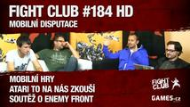 Fight Club #184 HD: Mobilní disputace