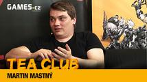 Tea Club #6: Martin Mastný o Novus Inceptio