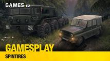 GamesPlay: Lukáš hraje extrémní off-road simulátor Spintires