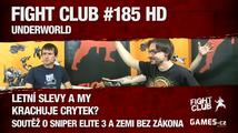Fight Club #185 HD: Underworld