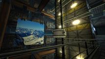 Mód Aperture Tag z Portalu 2 umazává portály a přidává barvy
