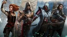 Ubisoft připravuje karetní hru Assassin's Creed Memories
