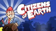 Citizens of Earth, RPG o neschopném viceprezidentovi vyjde v říjnu