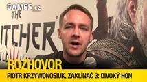 Druhý rozhovor o třetím Zaklínači, tentokrát s Piotrem Krzywonosiukem