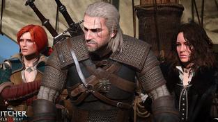 Zaklínačská série je na GOG k dostání s výraznou slevou a to včetně třetího dílu