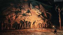 Fanouškovské video vypráví příběh draka Sinha z Dark Souls II