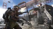 Sedmiminutovka kampaně Call of Duty: Advanced Warfare ukazuje opatrný pokrok