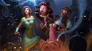 The Book of Unwritten Tales 2 - recenze humorné adventury