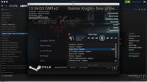 Ostrá verze hudebního přehrávače usnadní poslech vlastní hudby při hraní her na Steamu