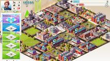Concrete Jungle kombinuje budovatelskou strategii s karetní hrou