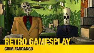 Retro GamesPlay: hrajeme kultovní temnou komedii Grim Fandango