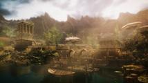 Předělávka Morrowindu Skywind předvádí nové modely a hezčí lokace
