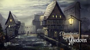 České RPG Dungeons of Aledorn se v únoru chystá na Kickstarter