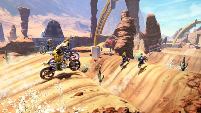 Trials Fusion MP Update
