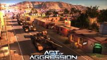 Kdo má chuť na klasickou RTS, dočká se Act of Aggression na začátku září