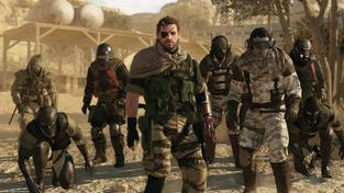 Metal Gear Solid V: The Phantom Pain podle uniklého videa vyjde 1. září