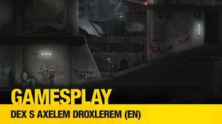 GamesPlay: hrajeme novou verzi českého RPG Dex s designérem Axelem Droxlerem